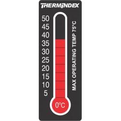 cintas de medicion de temperatura
