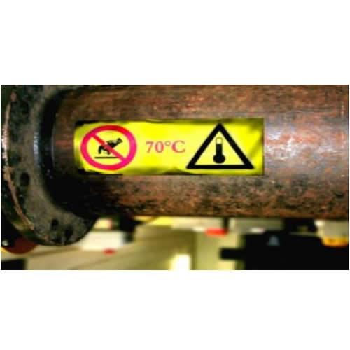 control seguridad temperatura