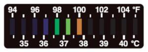 Temperatura Corporal Fiebre
