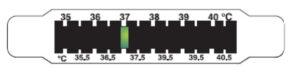 Termometro temperatura Corporal Fiebre
